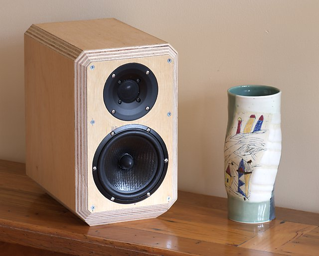 HifiZine Mini Convertible prototype front view