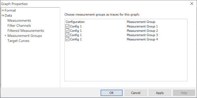 Create graph to display