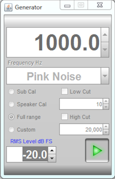 how to send trigger signal generator pro tools