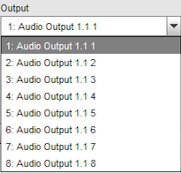 ASIO4ALL UMIK output channel selection