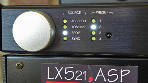Linkwitz Lab LX521