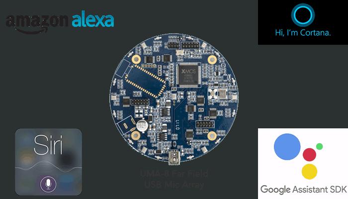 UMA-8 USB mic array - V2.0