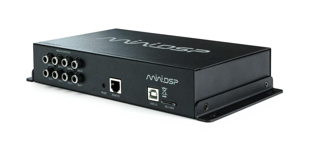 Minidsp C Dsp6x8 Car Audio Processor
