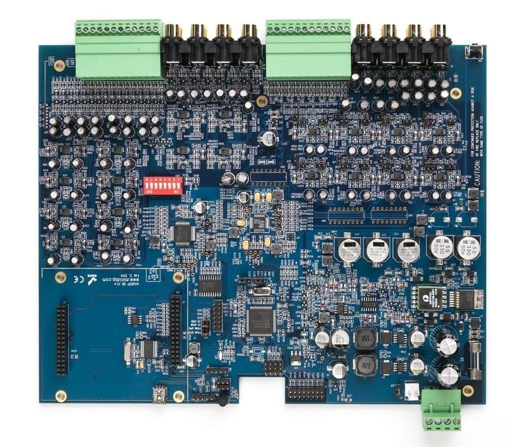 miniDSP Kits : miniDSP 8x8 kit